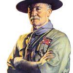 Spejderbevægelsens grundlægger Lord Baden-Powell