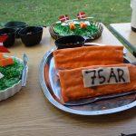 ..og flere kager.